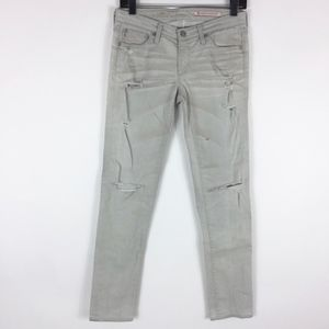 AG Adriano Goldschmied Jeans 27 R Stilt Cigarette